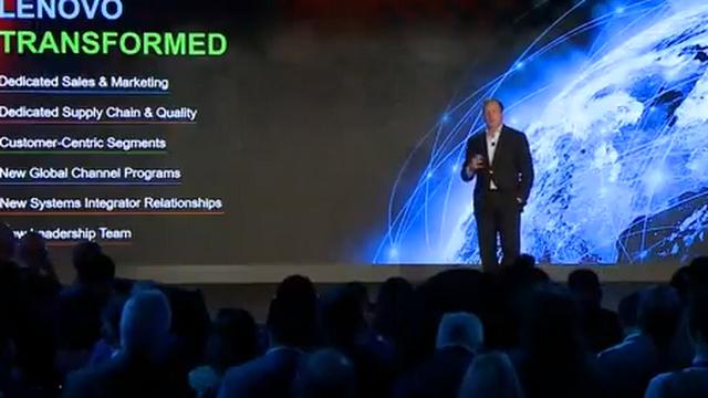 Kirk Skaugen Keynote at 2017 Transform Event  - PART 2