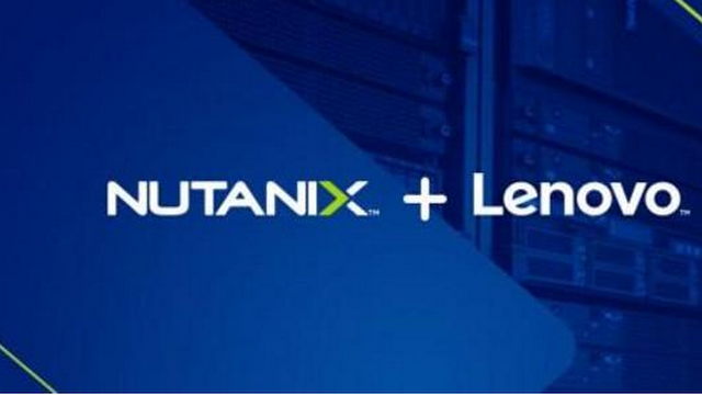 Lenovo Demos ThinkAgile SX for Nutanix at .NEXT, Simplifying Customers' Journey to the Cloud
