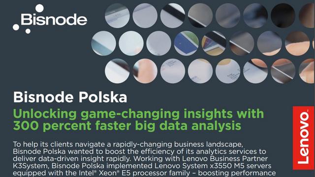 Bisnode Polska Navigates a Rapidly-Changing Business Landscape