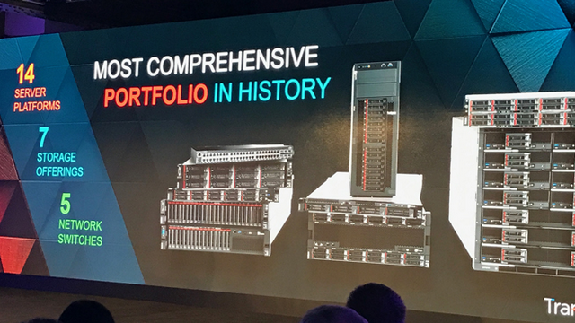 Lenovo Introduces its Largest, Most Comprehensive Portfolio of Data Center Solutions by Kamran Amini