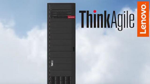 Lenovo ThinkAgile – Simplicity and Agility of Cloud for Enterprise Environment