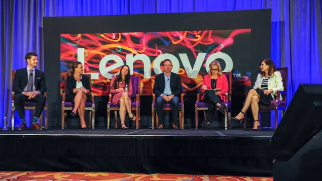 Opportunity, Risk and Plans: An Open Discussion with Lenovo Leaders