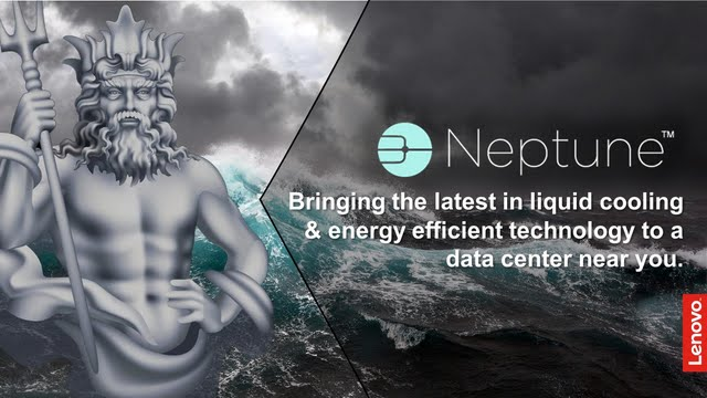 Neptune Helps Lenovo Drive a Data Center Sea Change