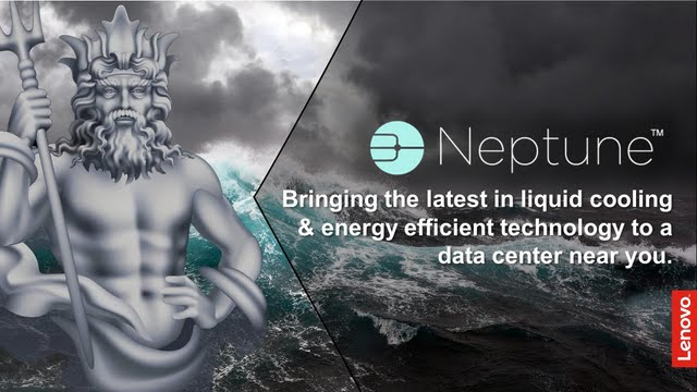 What's in a Name? Neptune, God of the Sea, Lends His to Lenovo Liquid Technology