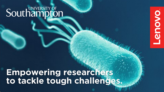 Lenovo Helps the University of Southampton Address More Complex Scientific Challenges
