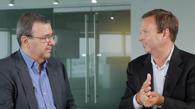 CXO Talk: Data Center Innovation and Customer Experience