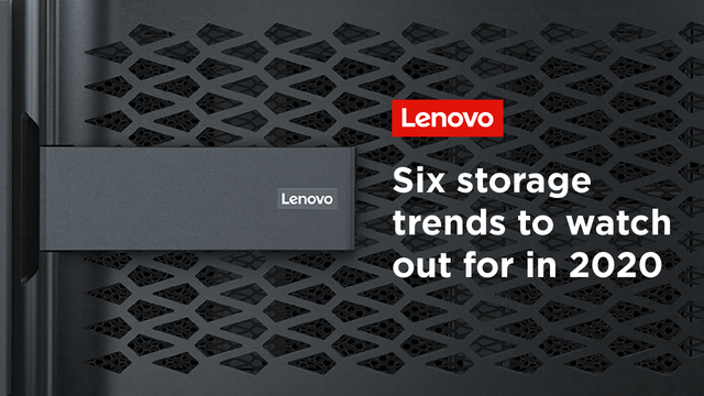 Six storage trends to watch out for