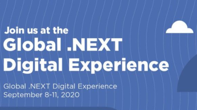 Nutanix Global .NEXT Digital Experience.