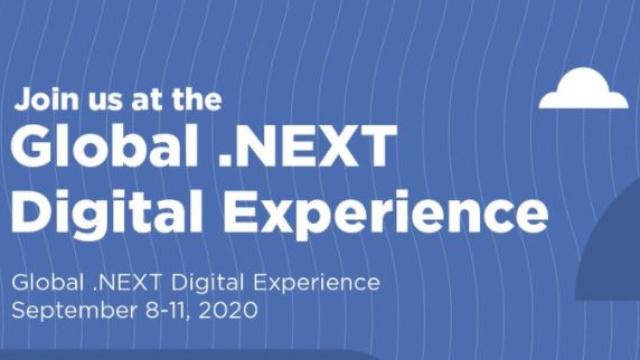 Nutanix Global .NEXT Digital Experience.