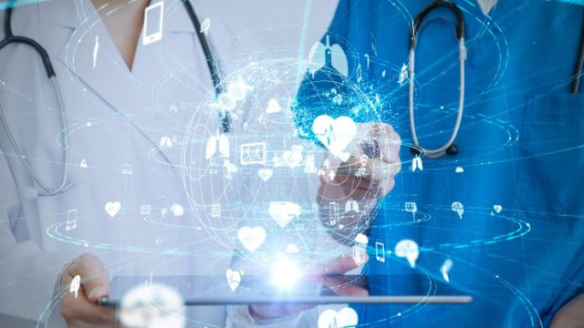 Healthcare providers can realize measurable efficiency by leveraging robotic process automation