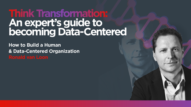How to Build a Human & Data-Centered Organization